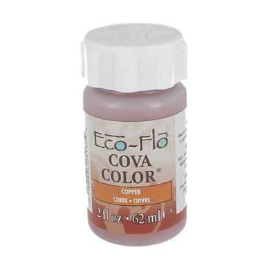 Peinture opaque à base d'eau - CUIVRE - Cova Color Eco Flo n°22