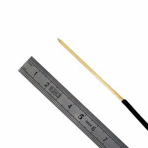 Aiguille passe lacet en cuir TANDY LEATHER - taille 1