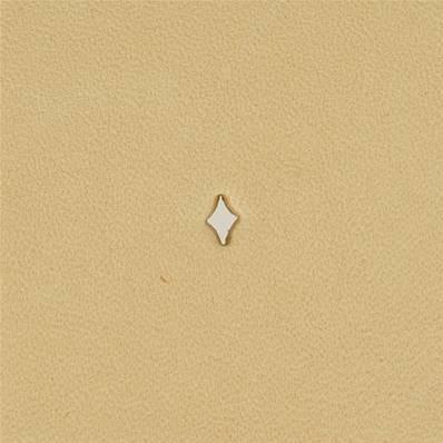 Embout emporte-pièce de précision - LOSANGE ETIRE - 4,5x2,5 mm