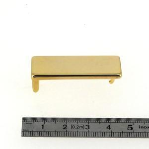 Mini boucle passant - DORE - 10 mm