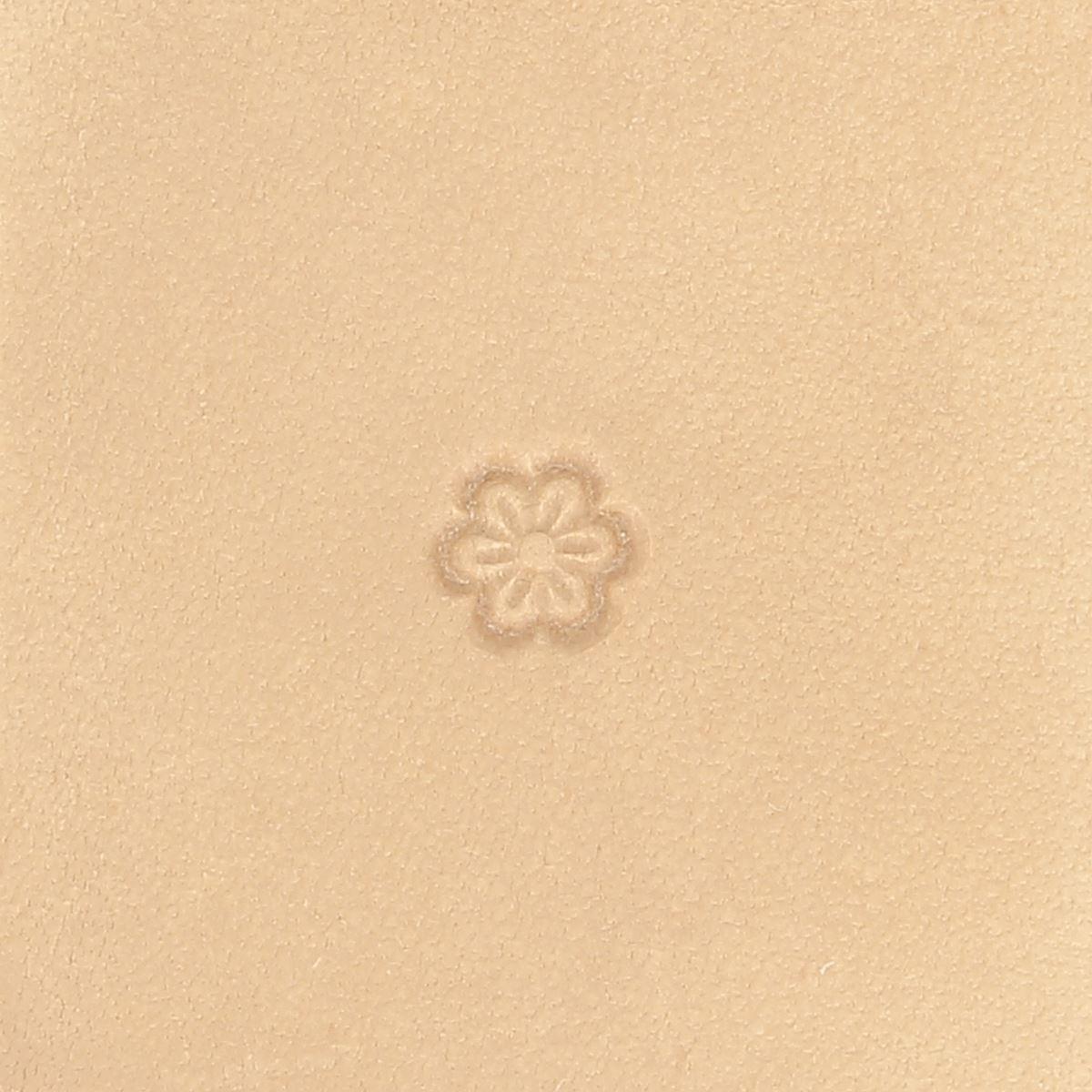 Matoir avec manche - Fleur - 6617