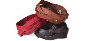 Kit pour 25 bracelets tressés - 32 mm - 44169-25