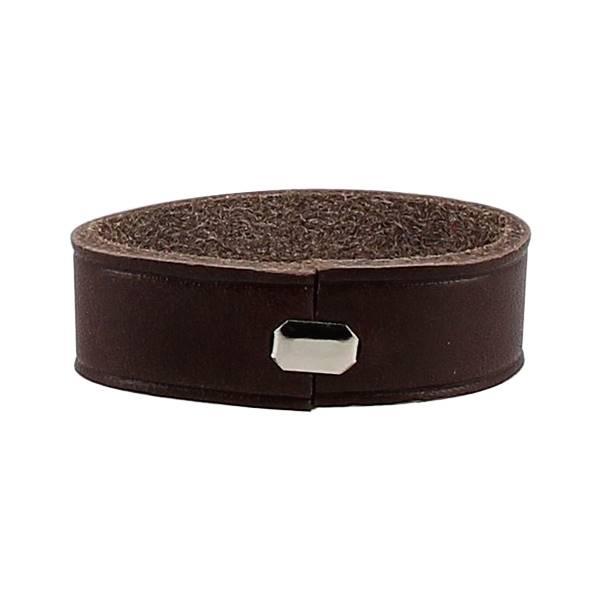 Lanière pour passant de ceinture en cuir tannage végétal 30cm