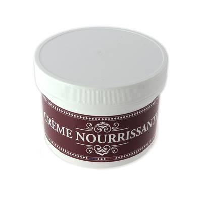 Crème pour nourrir et lustrer le cuir - boite de 300 ml