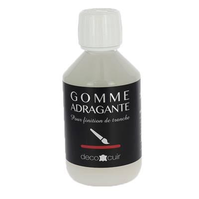 Gomme adragante pour finition de tranche - 250 ml