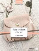 """Livre """"Sacs couture en cuir"""" - Petites Choses"""