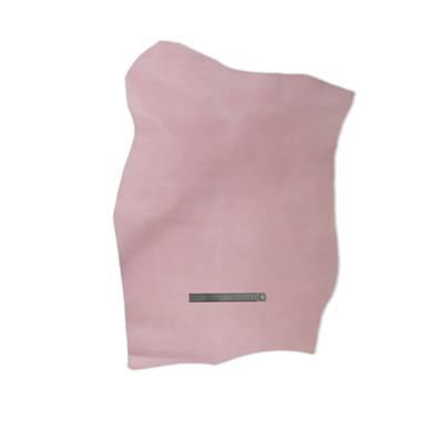 Croûte de cuir de porc spécial doublure - ROSE PASTEL