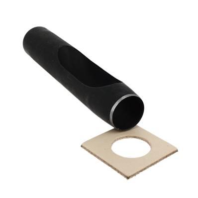 Emporte-pièce à frapper ROND manche DROIT - Diam 22 mm