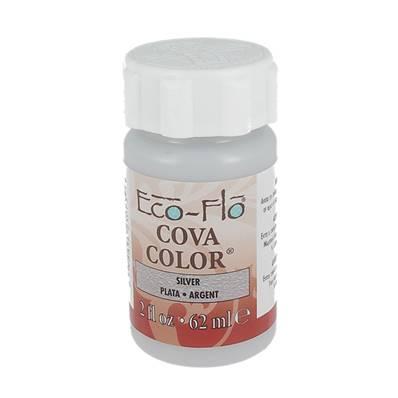 Peinture opaque à base d'eau - ARGENT - Cova Color Eco Flo n°21