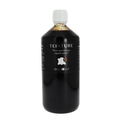 Teinture base aqueuse Deco Cuir - ORANGE - 1 litre