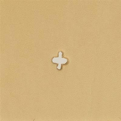Embout emporte-pièce de précision - CROIX - 4,5 mm