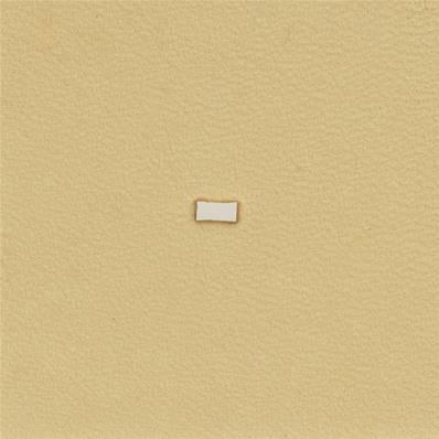 Embout emporte-pièce de précision - RECTANGLE - 1,5x3 mm