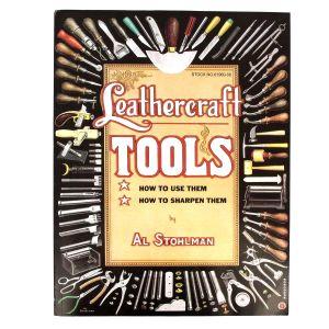 """Livre """"LEATHERCRAFT TOOLS"""" - Les outils pour le travail du cuir"""