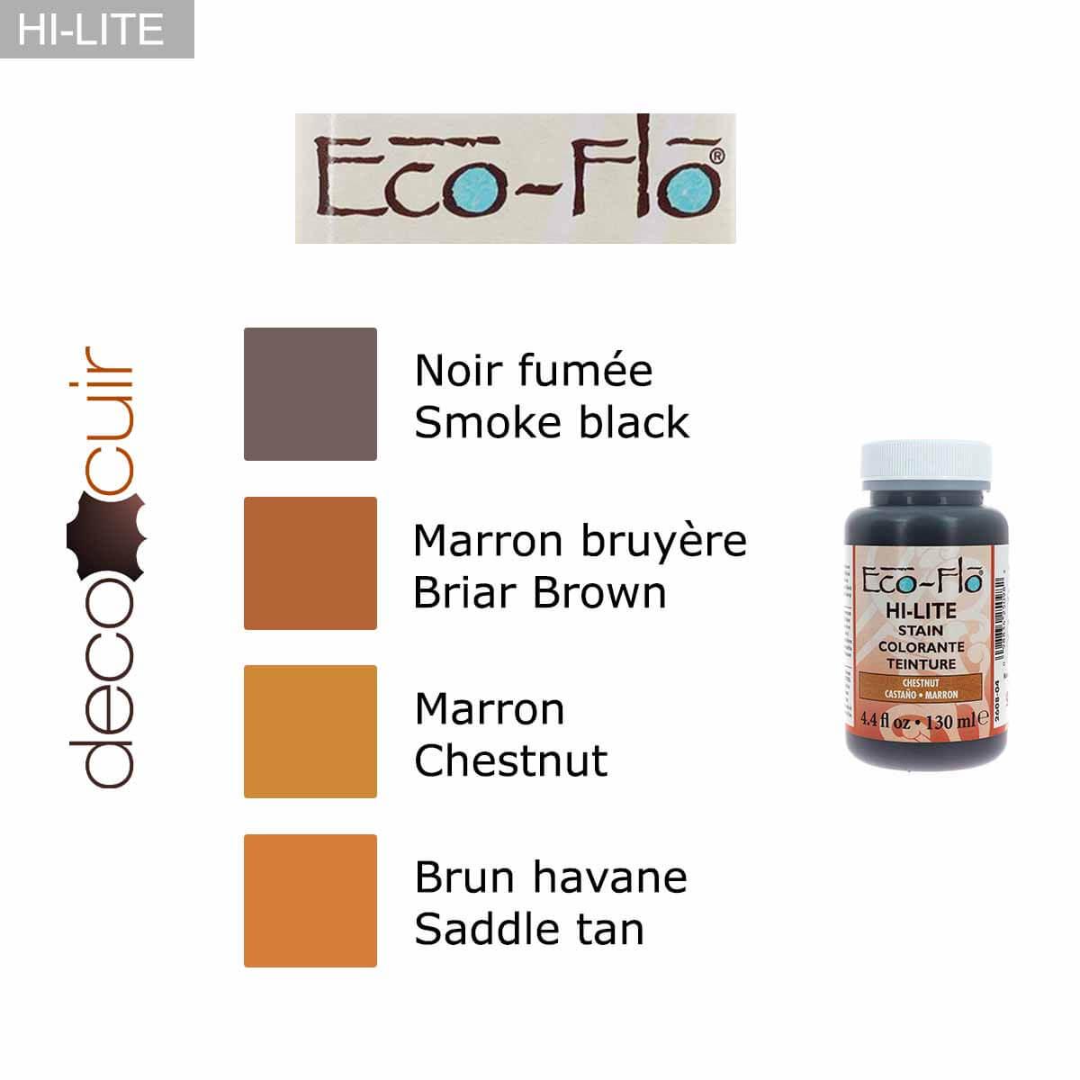 Teinture pour repoussage Hi-Lite - Eco-Flo - 130ml