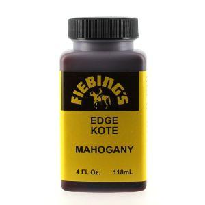 Finition de tranche ACAJOU - MAHOGANY pour cuir - FIEBING'S edge kote