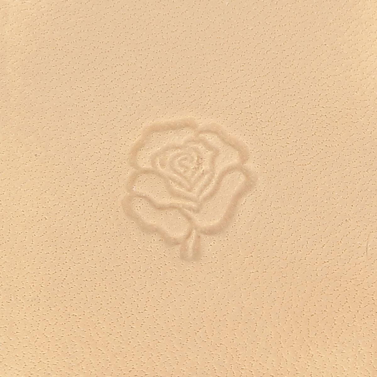 Matoir sur manche - Rose 15 mm - 6965
