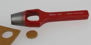 Emporte pièce ROND manche ARCHE - diam : 18 mm