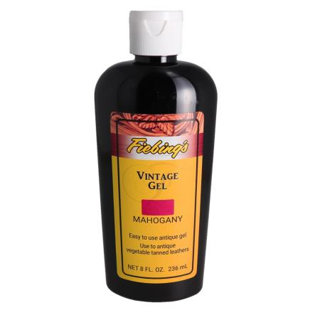 Gel antique - FIEBINGS VINTAGE GEL -  Bidon de 236 ml - ACAJOU