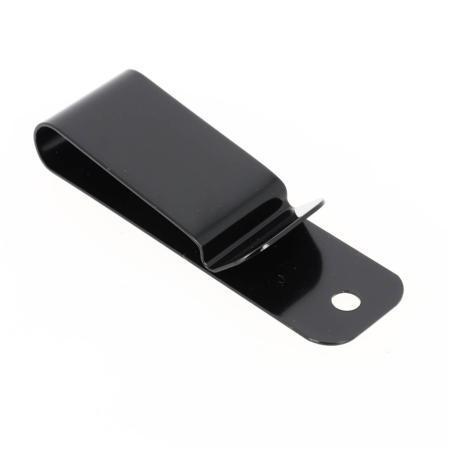 Clip pour ceinture - NOIR - 22x74 mm