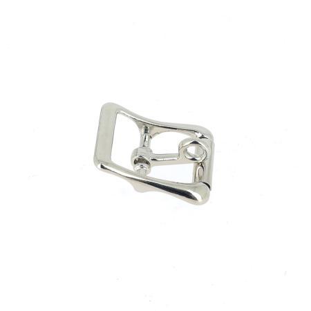 Boucle à ardillon de verrouillage - NICKELE - 19 mm - Tandy Leather