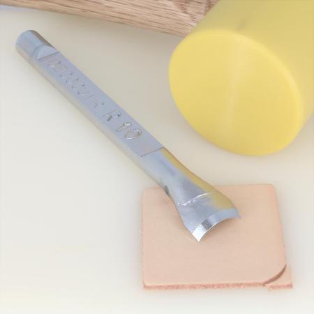 Emporte pièce à frapper Deco Cuir - COINS ARRONDIS - 10 mm