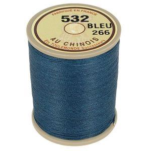fil lin câblé couture cuir