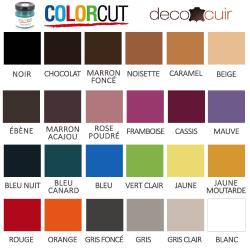 Finition de tranche NOIR - Colorcut - 30ml