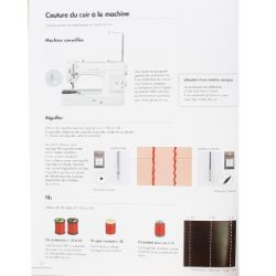 "Livre ""Accessoires & sacs en cuir"" - Bag Artist School Repre"