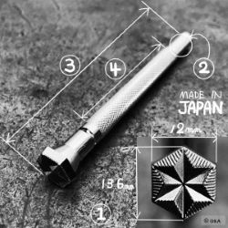 Matoir sur manche OKA - Geometric - G526