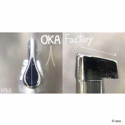 Matoir sur manche OKA - Stop Bulbe 2,5mm - H908