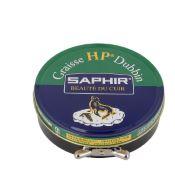 Graisse HP Dubbin pour cuir 100 ml noir SAPHIR