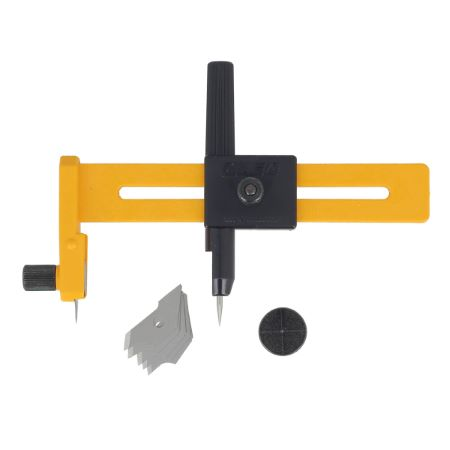 Compas cutter réglable - OLFA CMP-1