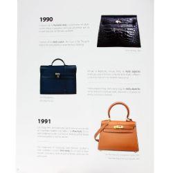 """Livre """"Mémoires des sacs Hermès I"""" - Geneviève FONTAN"""