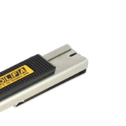 Cutter 9 mm lame 30°  INOX OLFA - SAC-1 - fabriqué au Japon
