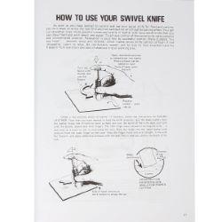 """Livre """"LEATHERWORK MANUAL"""" - Le manuel du travail du cuir"""