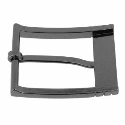 Boucle de ceinture JOS - CANON DE FUSIL SATINÉ - 35 mm