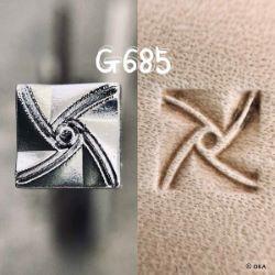 Matoir sur manche OKA - Geometric - G685