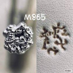 Matoir sur manche OKA - Matting texture plasma 8mm - M865