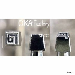 Matoir sur manche OKA - Labyrinthe - O30