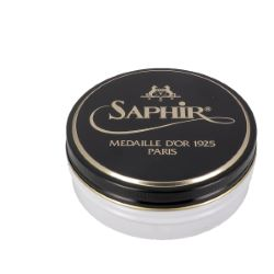Cirage pâte de luxe incolore 100 ml SAPHIR - Medaille d'or 1925