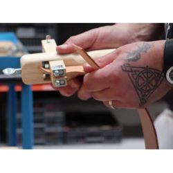 Coupe lanières de cuir (strap cutter) - ECONOMIQUE