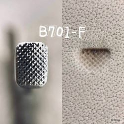 Matoir sur manche OKA - Beveler quadrillé 4,6mm - B701-F
