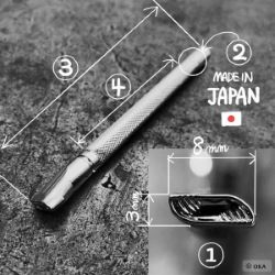 Matoir sur manche OKA - Corde 8mm - R959