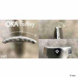Matoir sur manche OKA - Veiner 16mm - V407
