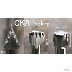 Matoir sur manche OKA - Figure Carving 7mm - F926