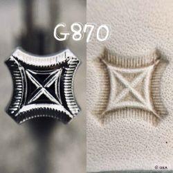 Matoir sur manche OKA - Geometric - G870