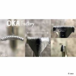 Matoir sur manche OKA - Veiner 15mm - V462