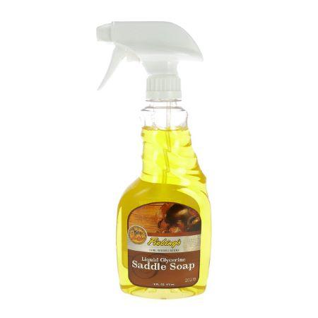 Savon glycériné FIEBINGS Saddle Soap - Spray de 473 ml