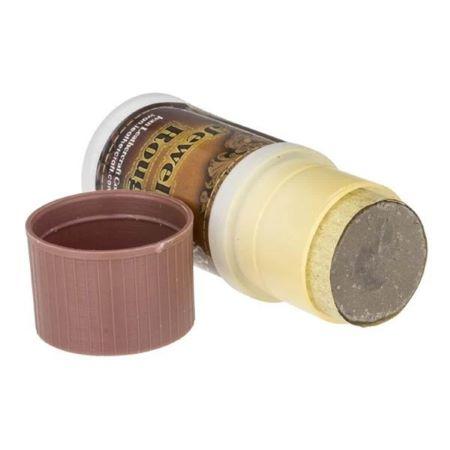 Bâtonnet de pâte à affûter au cuir - Pâte à polir - MARRON - GROS GRAIN