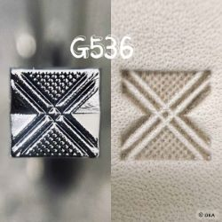 Matoir sur manche OKA - Geometric - G536
